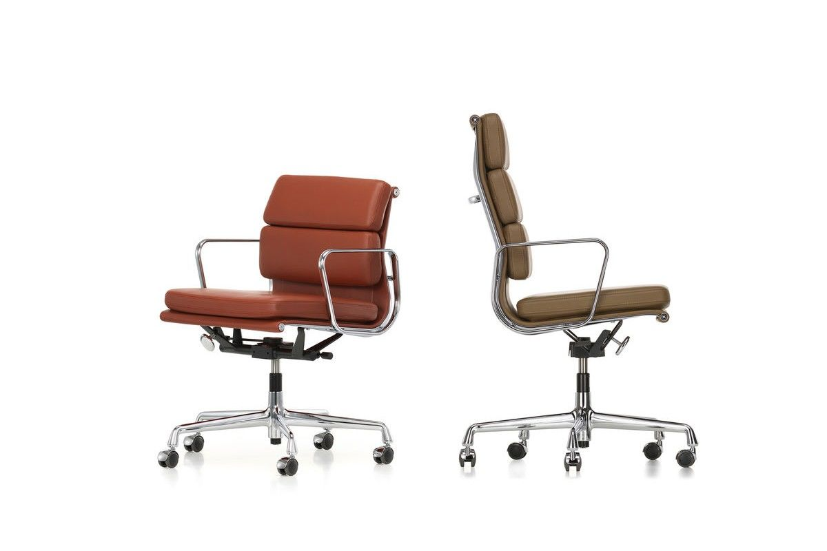 Vitra Soft Pad Chairs